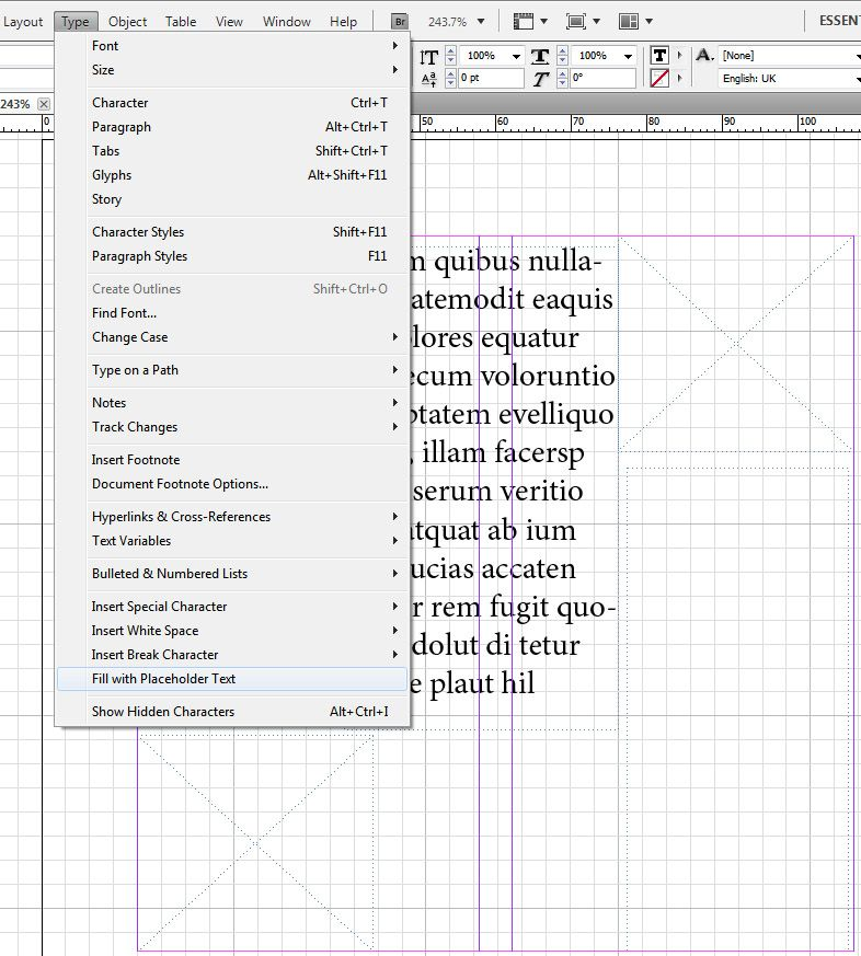 InDesign Training Tutorial Creating Templates in InDesign