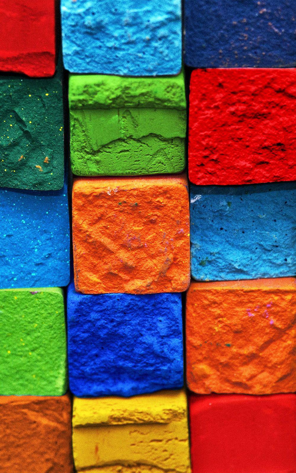 Colorful Brick Mobile Wallpaper Wallpaper In 2019 Wallpaper Mobile Wallpaper Iphone Wallpaper