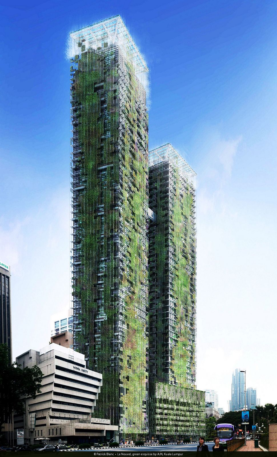 Green Towers Kuala Lumpur