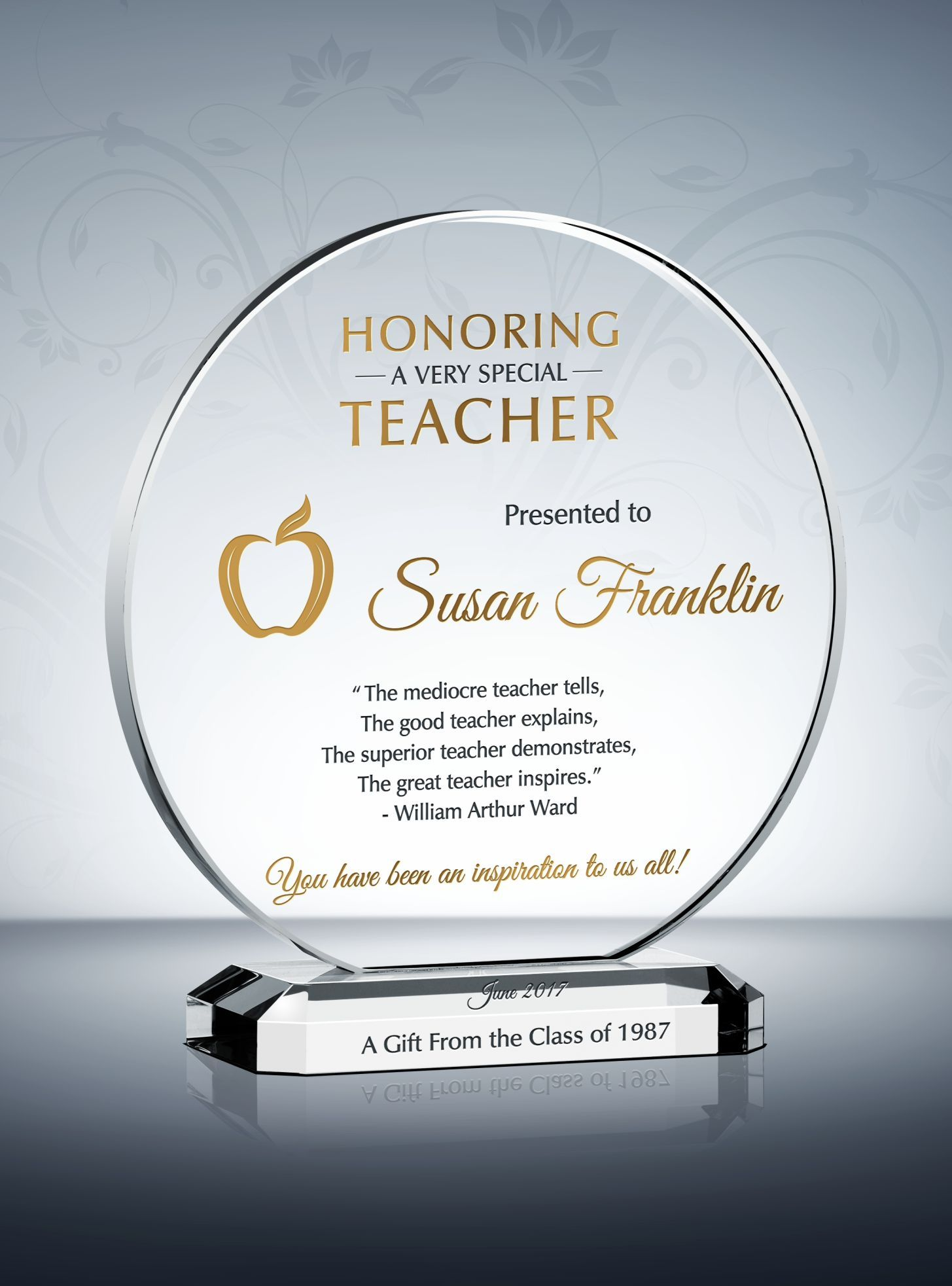 If You Are Searching For Teacher Appreciation Gift Ideas This Exquisitely Designed Is Exactly What