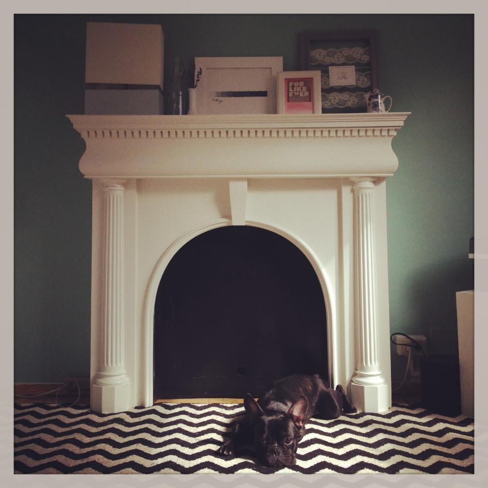 Fireplace mantel Rustic Shelf Floating mantel   Etsy   Faux ...