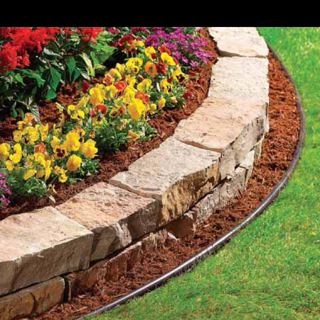 Homify S Best Garden Edging Tips And Ideas: The Best Garden Bed Edging Tips