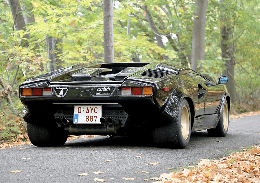 Lamborghini Countach 5000 Qv Lamborghini Lamborghini Cars