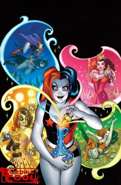 Harley Quinn #23   NOS!