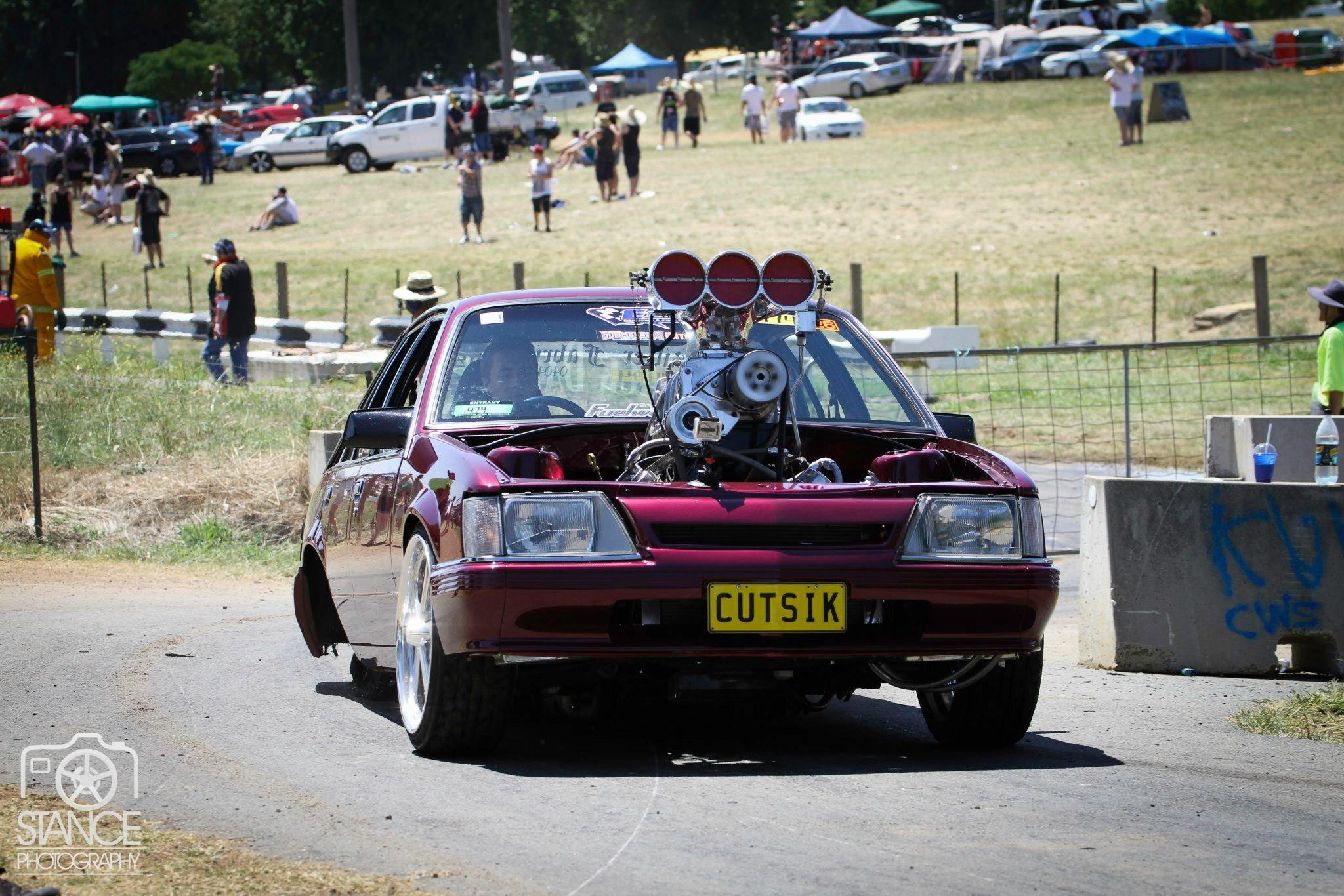 Cutsik Aussie Burnout Car Muscle Cars Street Machines