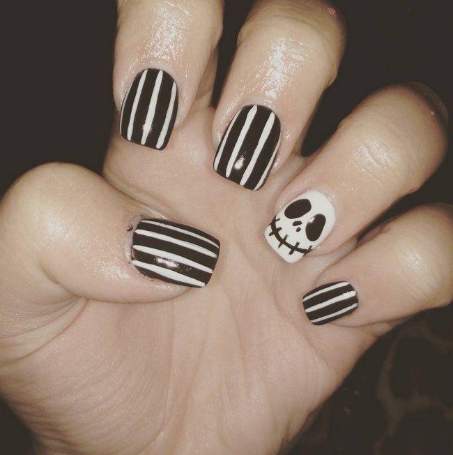 Disney Nail Art Ideas | POPSUGAR Beauty | Nail Art Tutorial ...