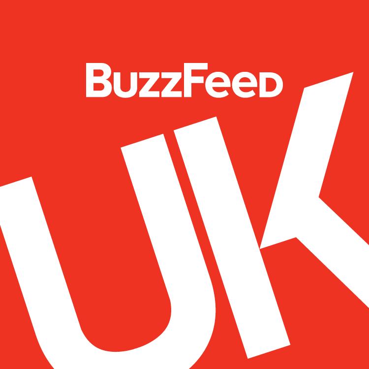 Buzzfeed S International Editions Buzzfeed Uk Uk Logo Graphic Design Logo