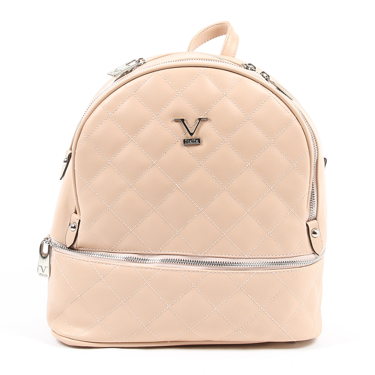 Versace 1969 Italia Womens Pink Backpack