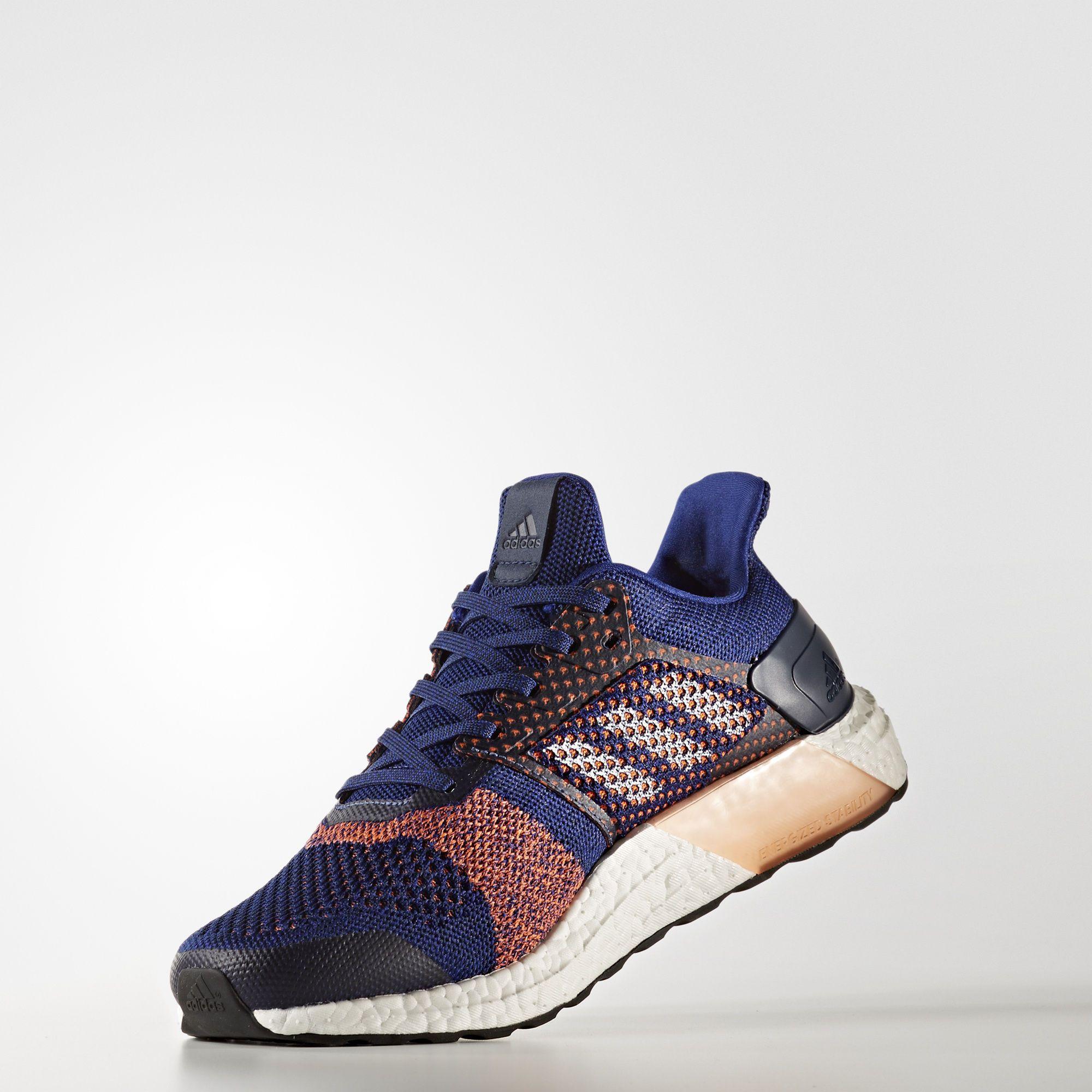 Chaussure UltraBOOST ST - bleu adidas | adidas France ...
