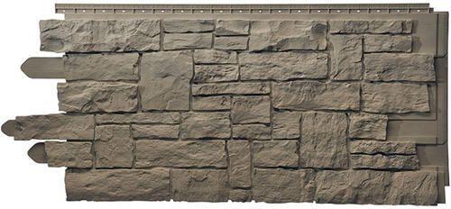 Novik Reg Stacked Stone Polymer Siding Panel Stacked Stone Panels Stone Panels Stacked Stone