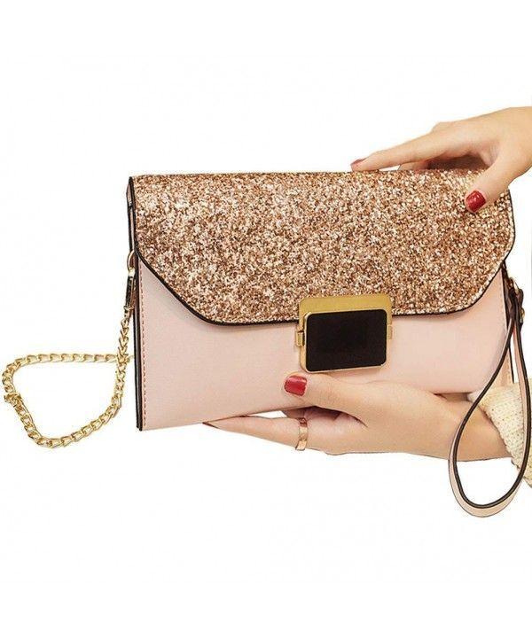 8bafb279fc Women's Bags, Clutches & Evening Bags, Womens Formal Clutch Evening Purse  Envelope Rhinestone Handbag