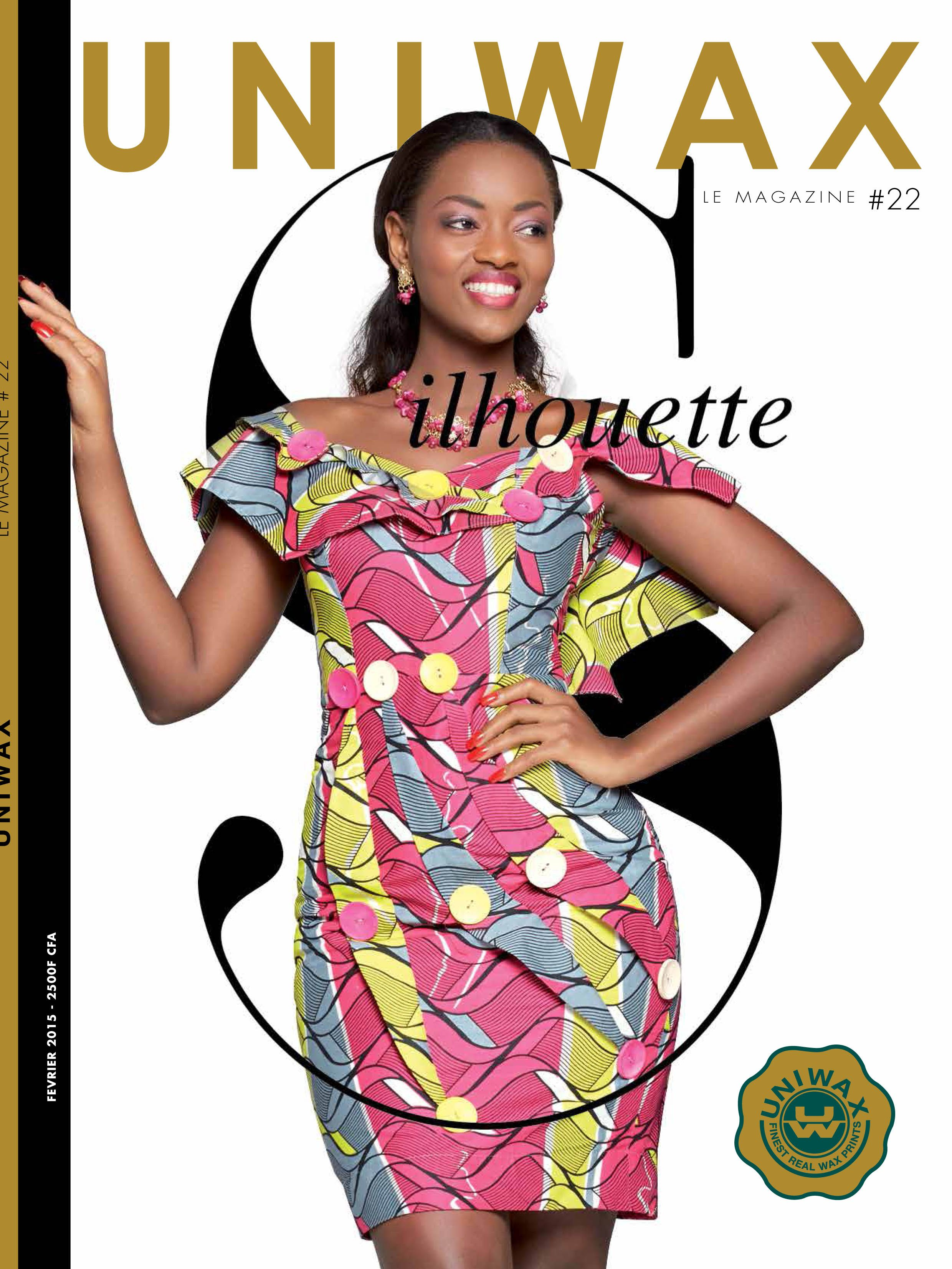 uniwax magazine 22 wax fashion mode africaine uniwax magazines covers pinterest african. Black Bedroom Furniture Sets. Home Design Ideas