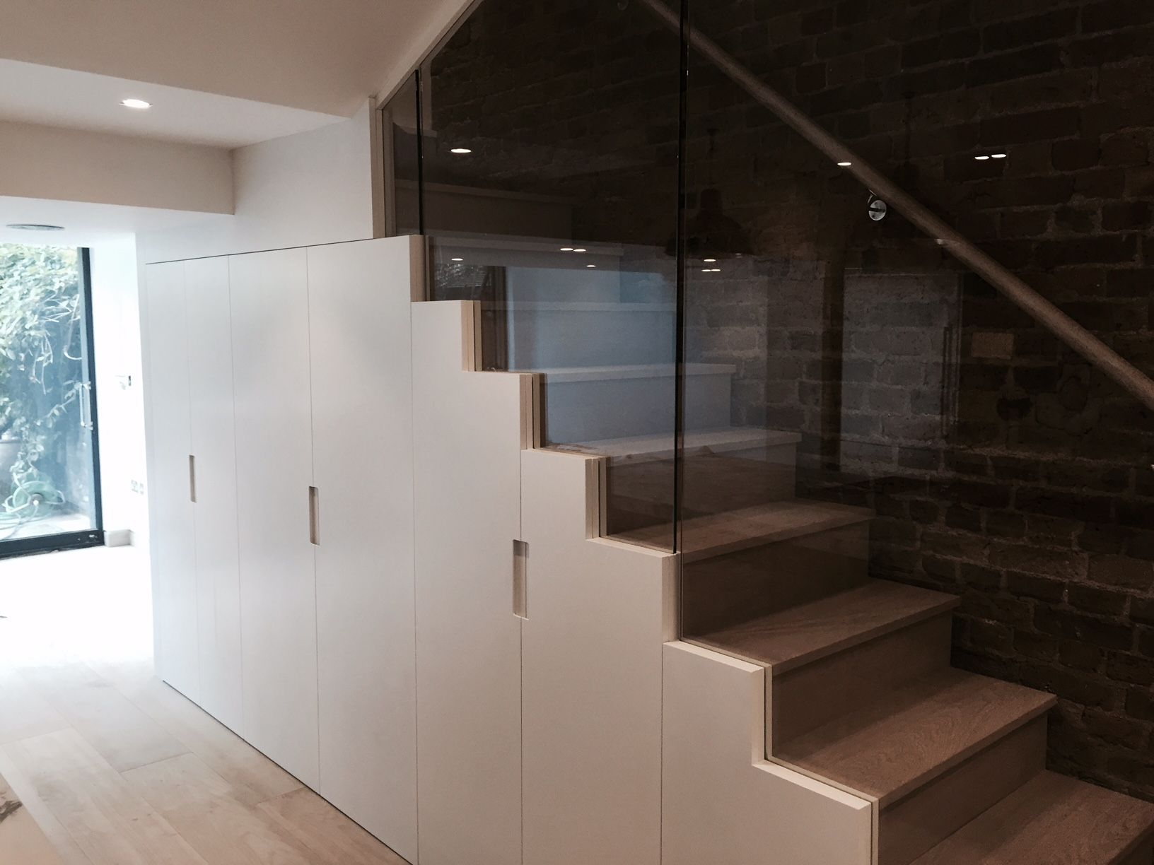 Best Bespoke Staircase And Storage Designed By Ga Interiors 400 x 300