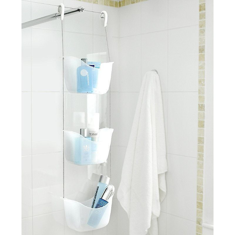 Travel Shower Caddy | Shower Corner Shelves | Pinterest | Shower ...