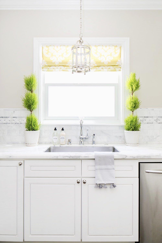 white kitchen. home decor and interior decorating ideas. | Home ...