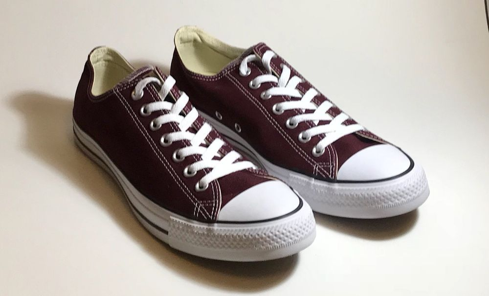 de6b21eeaae7 Converse All Star Chuck Taylor OX 139794F Burgundy Canvas Men s Shoes US  9.5 M  fashion  clothing  shoes  accessories  mensshoes  casualshoes (ebay  link)