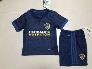 best service 45b42 34ece Kids La Galaxy 2017-18 Season Home MLS Kit [K222]   cheap ...