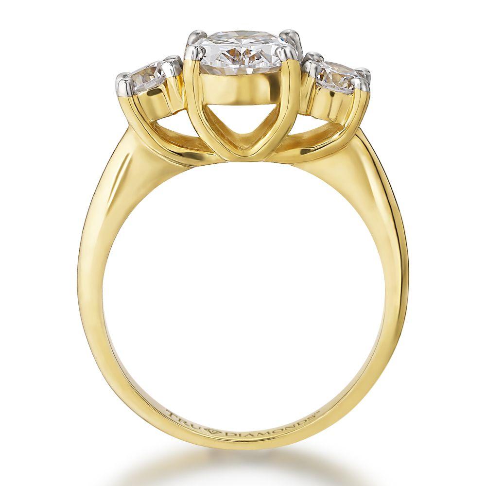 Meghans first royal engagement ring royal engagement