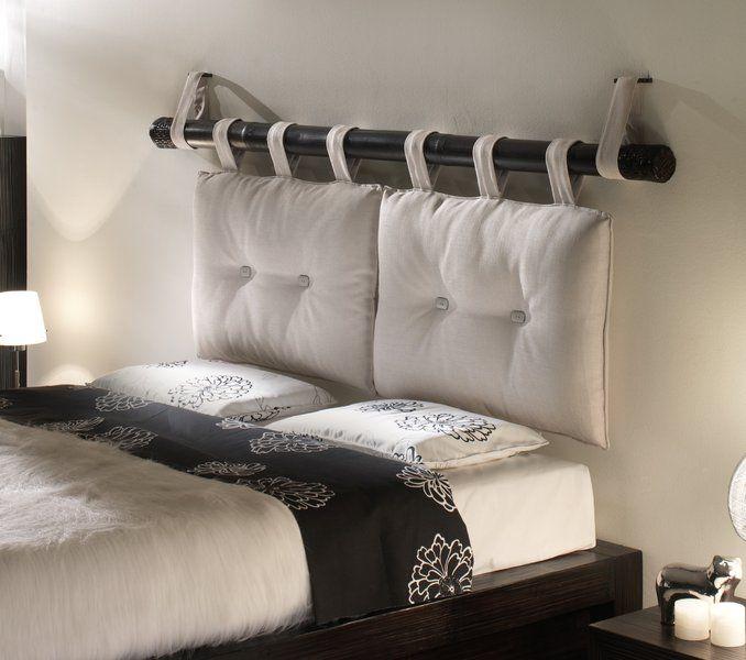 Testiera Letto Con Cuscini Ikea : Set 2 cuscini per testata letto ...