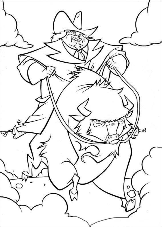 Dibujos para Colorear Zafarrancho en el Rancho 20 | Dibujos para ...