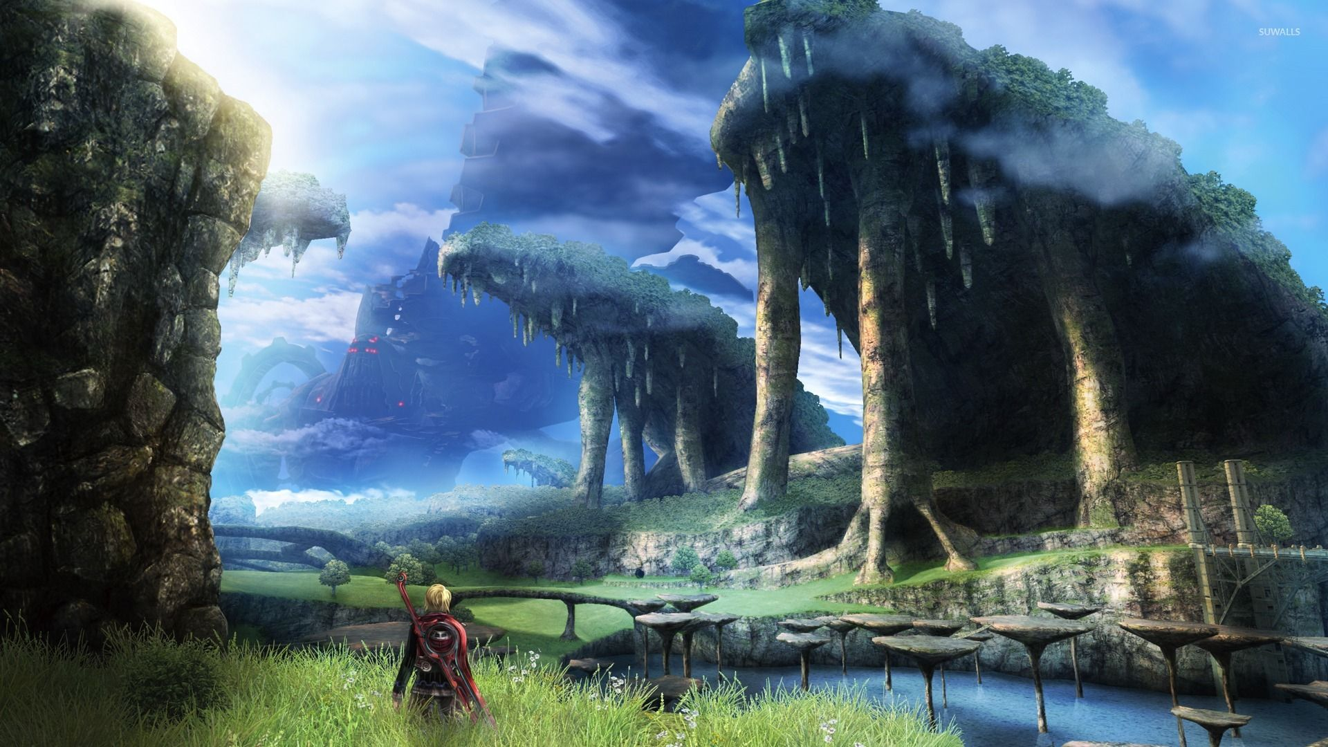 Top Xenoblade Chronicles Hq Desktop Wallpaper Xenoblade Chronicles New Hd Pic Wallpaper