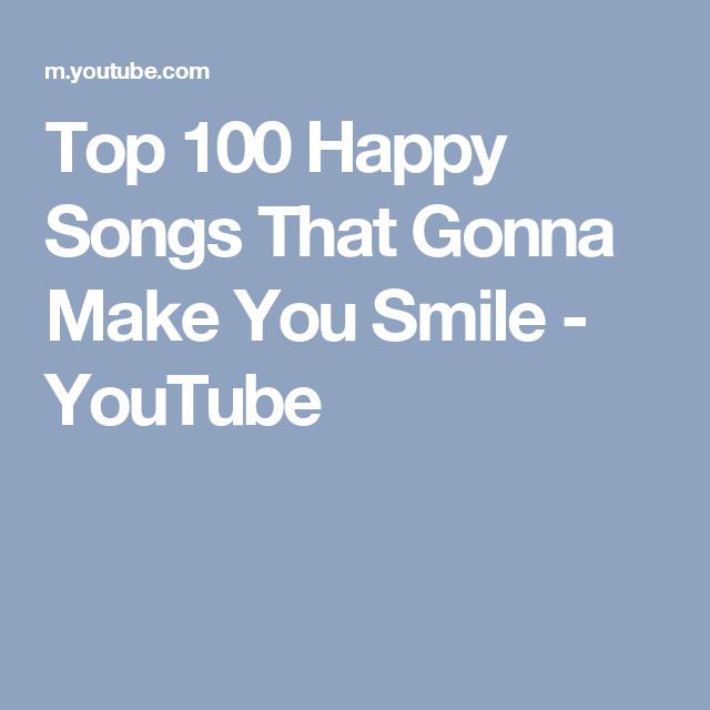 Gonna make you smile