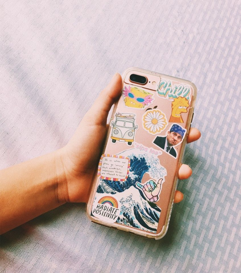 v s c o @caticherrera iphone case ideas🦋 | Iphone case ...