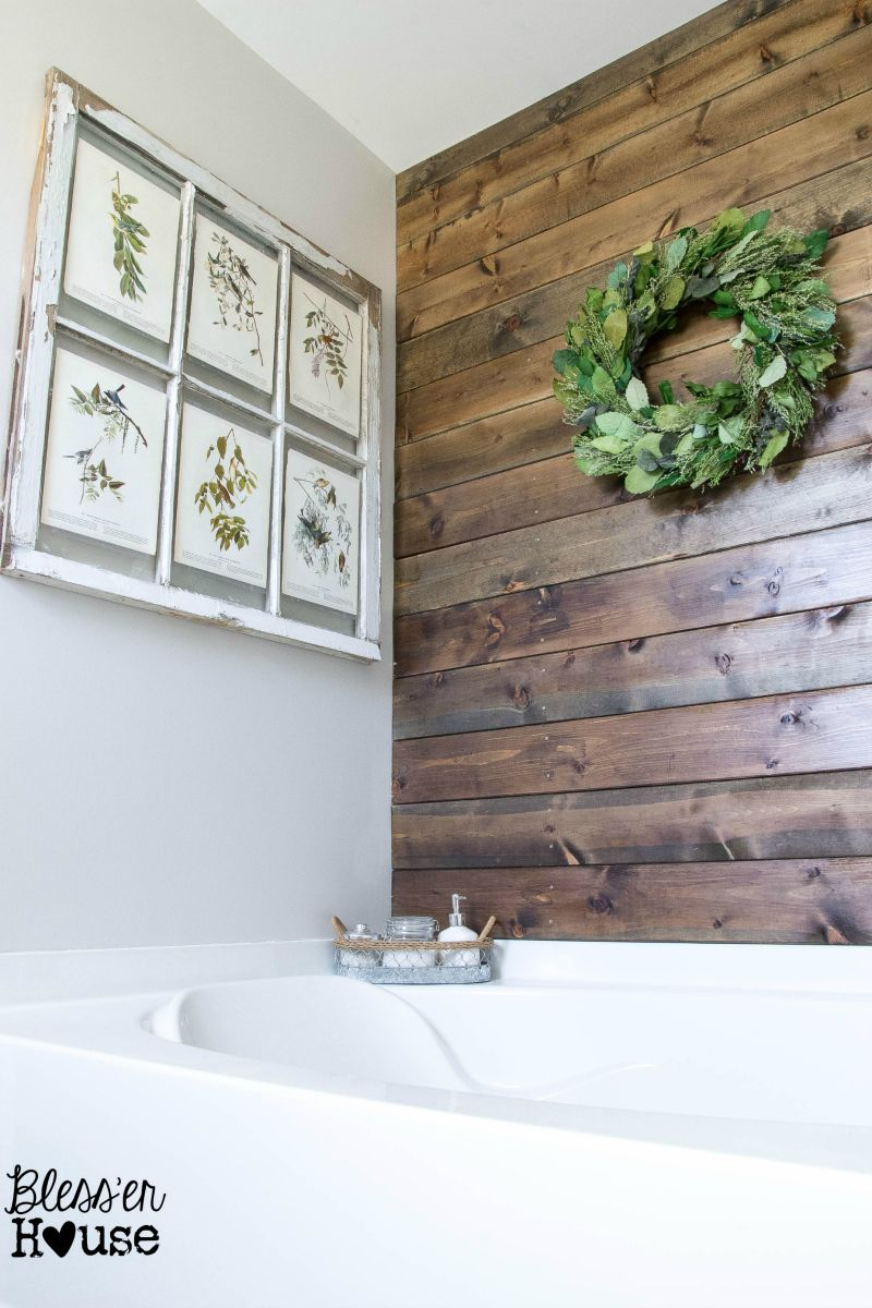 18 Ways to Add Farmhouse Character to a Builder Grade House #decoratingtips