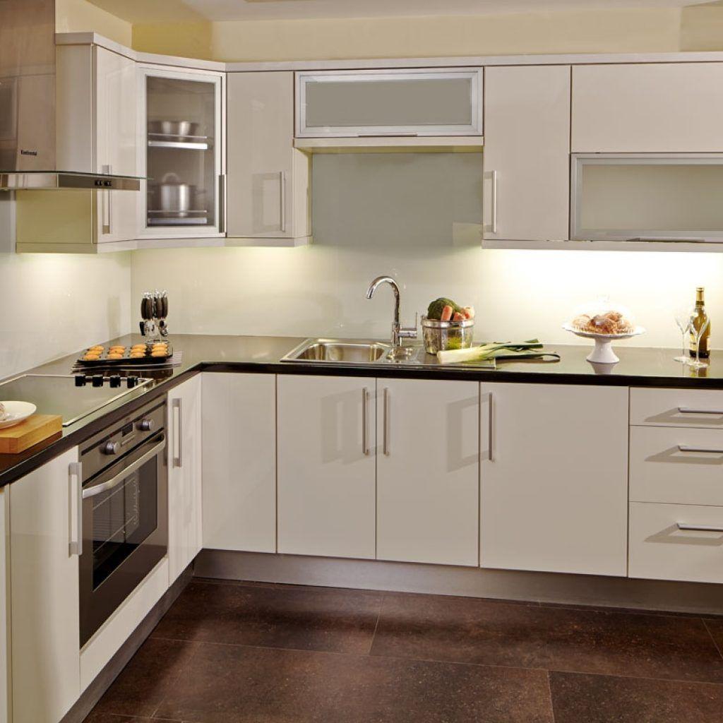 Aluminum Kitchen Cabinet Door   Shaker style kitchen ...