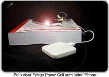 Ekstra batteri på turen
