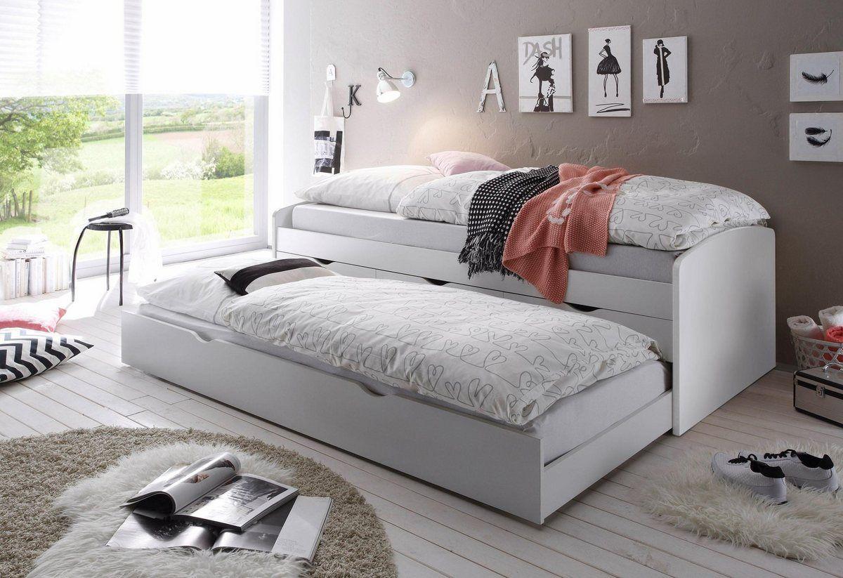 Funktionsbett Mit 2 Schlafgelegenheit Bett Einzelbett
