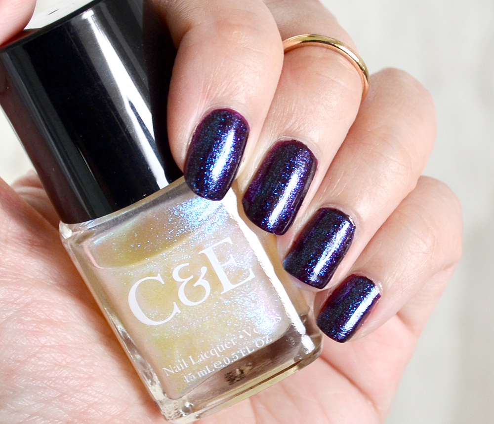 Review & Swatch: The Crabtree & Evelyn Nail Lacquer. Subscribe to ...