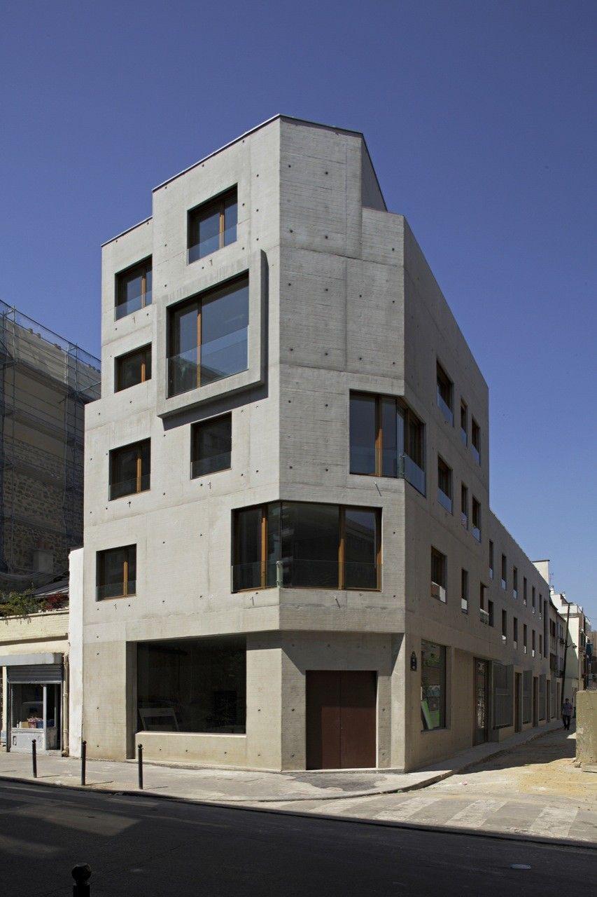 gallery of rue du nord charles henri tachon 1 architecture pinterest logement. Black Bedroom Furniture Sets. Home Design Ideas