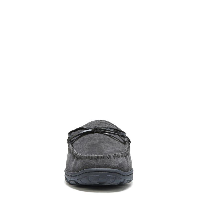 e2b846653239dc Clarks Men s Moccasin Slipper Shoes (Grey)  moccasins