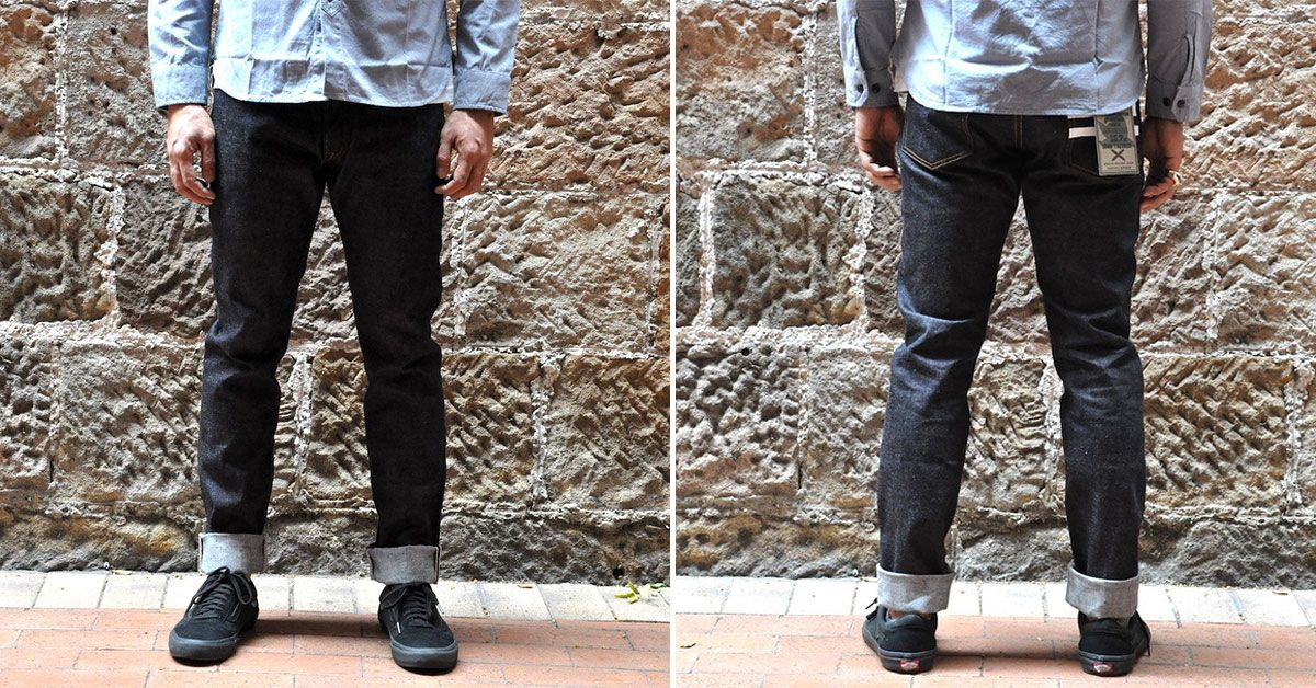 32182435 Momotaro Gives Rise to Another Peachy Jean   Heddels   Jeans fit ...