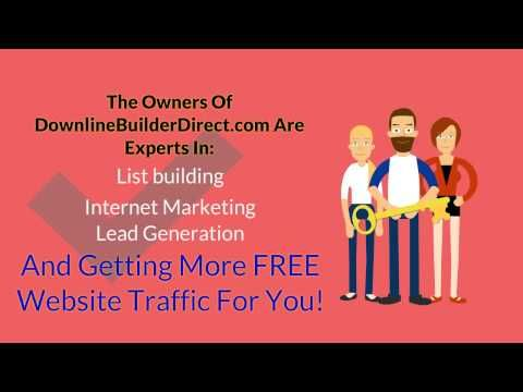 Edifício da lista - Downline Builder - Opt In List Building - Free Safelist Mailer