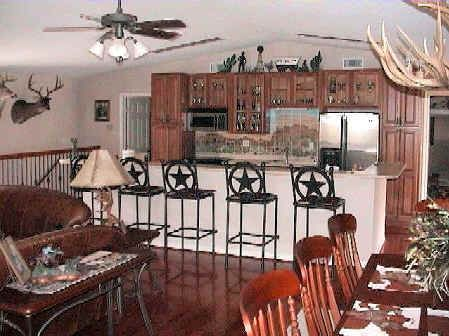 Superb Photo Shows The Texas Theme Or Western Decor Of The Room | Western .