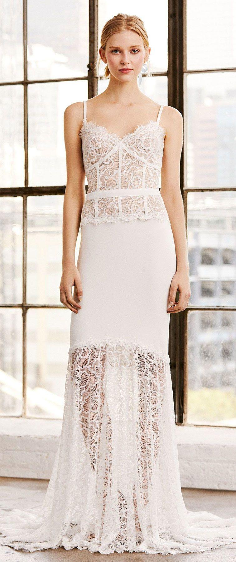 Tadashi Shoji Spring 2019 Bridal Collection