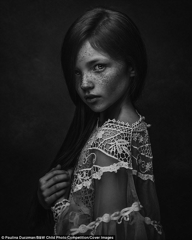 Winners Of 2017 B&W Child Photo Competition Capture Magic Of…