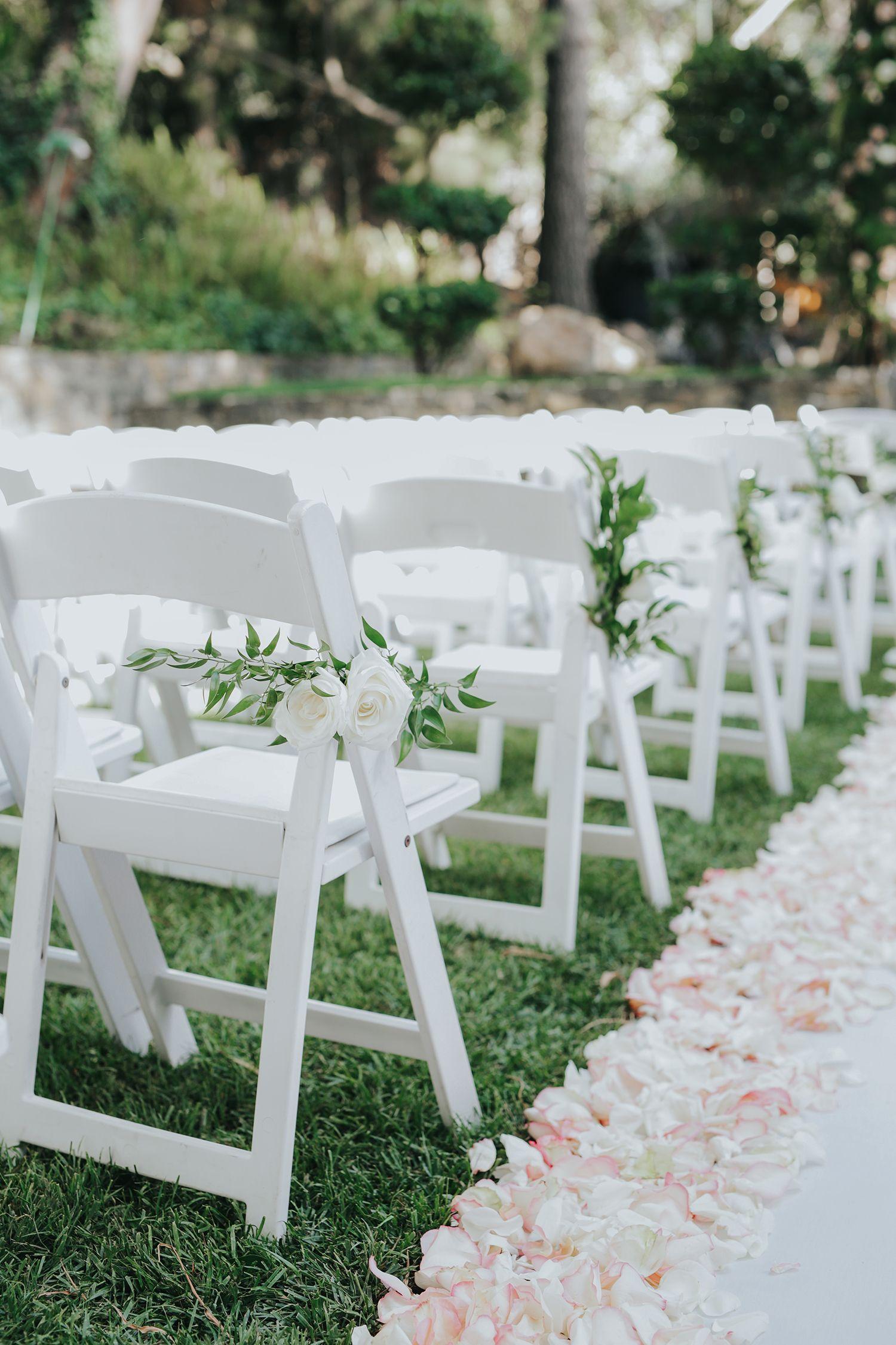 Rustikales sah nie an dieser Calamigos Ranch-Hochzeit so bezaubernd aus   – Wedding Ceremony Ideas