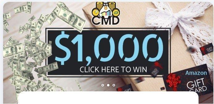 Photo of CoinMarketDaddy $ 1.000 Amazon E-Geschenkkarte Werbegeschenk – Gewinnen Sie $ 10…