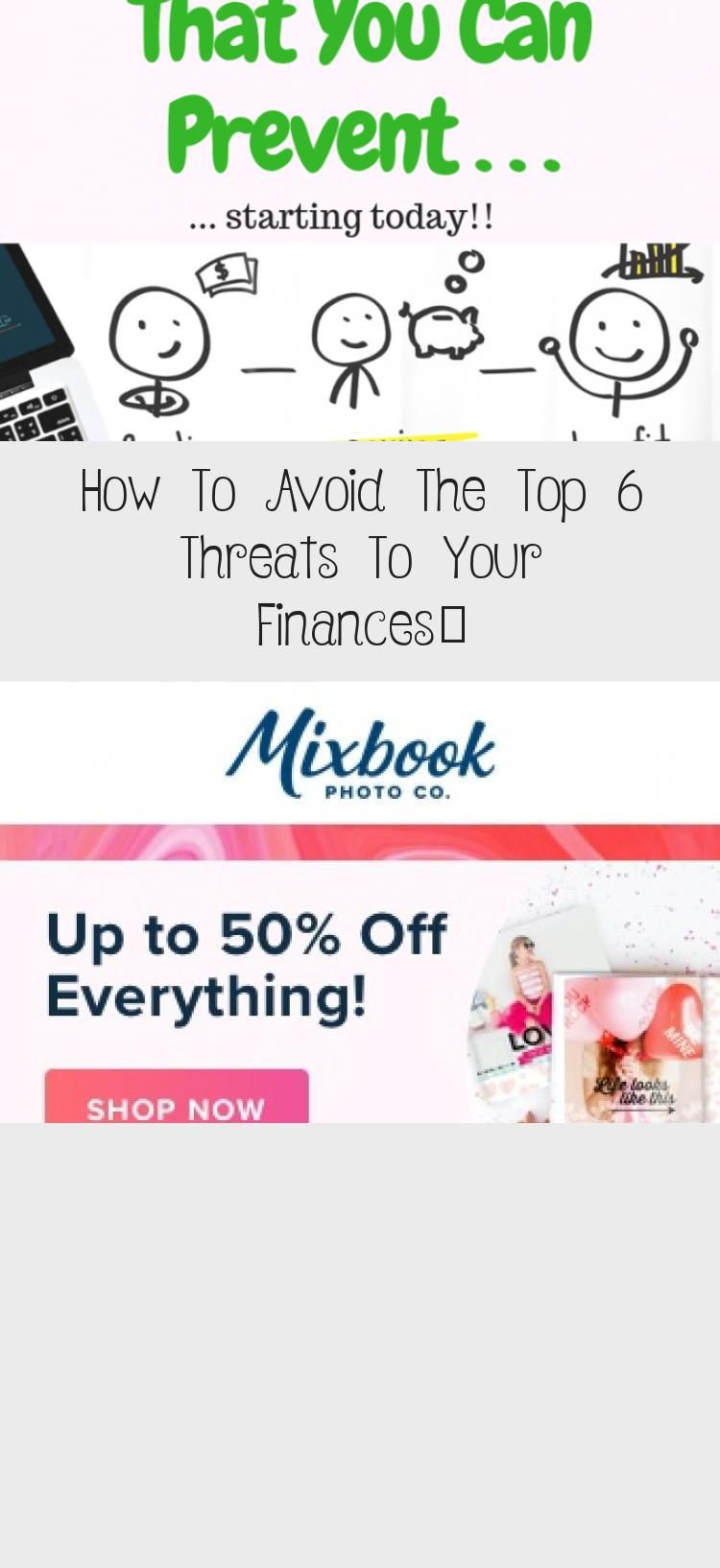 How To Avoid The Top 6 Threats To Your Finances In 2020
