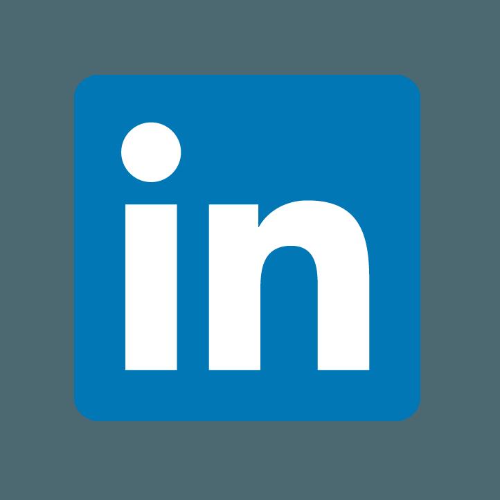 Icono Linkedin Curriculum Higher Education Marketing
