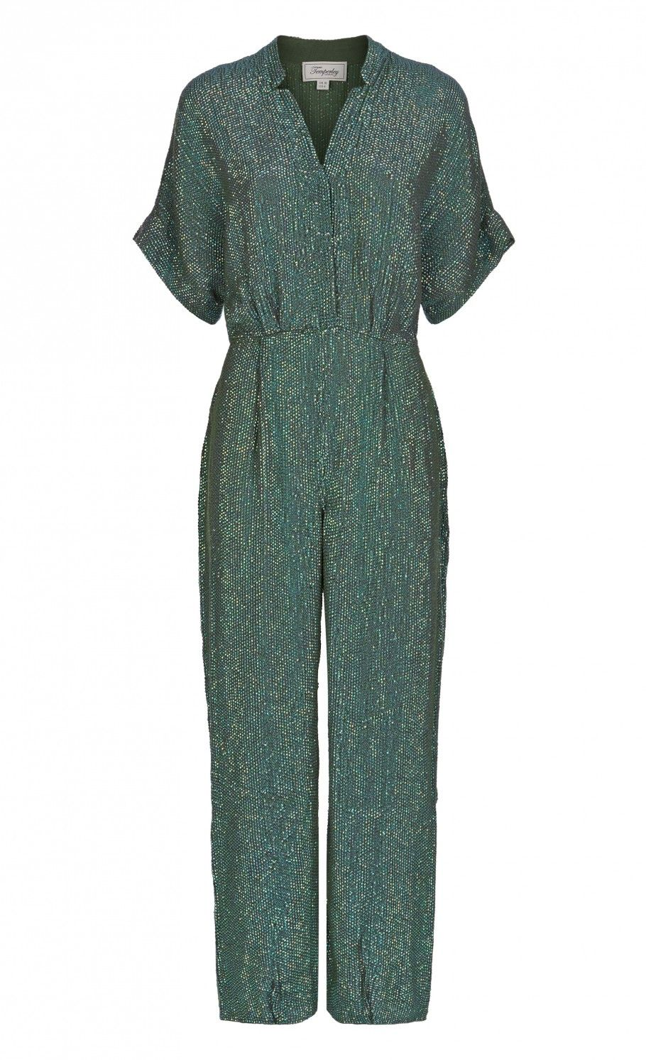 fac5455d4c0 Glimmer Sequin Evening Jumpsuit