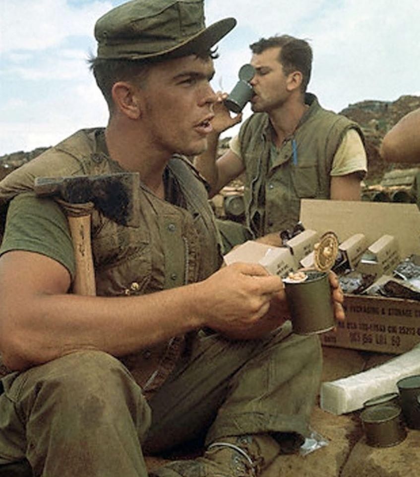 15 Oct 1967, Con Thien near the DMZ em 2020