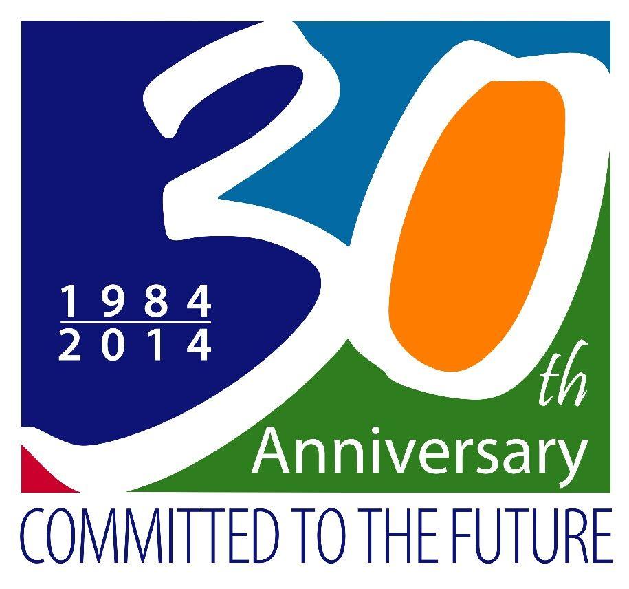 jas 30th anniversary logo | anniversary logos | pinterest