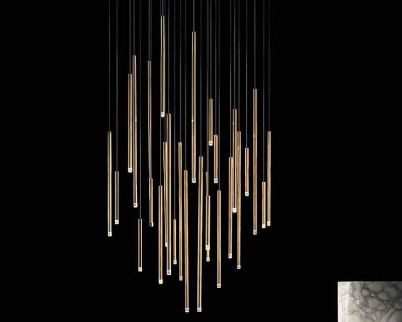 studio italia design lighting. A-TUBE NANO MEDIUM Sospensione LED Dimmerabile Studio Italia Design Lighting