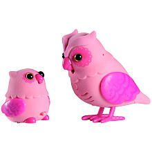 Little Live Pets Mother And Baby Owl Little Live Pets Pet Mom Baby Owls
