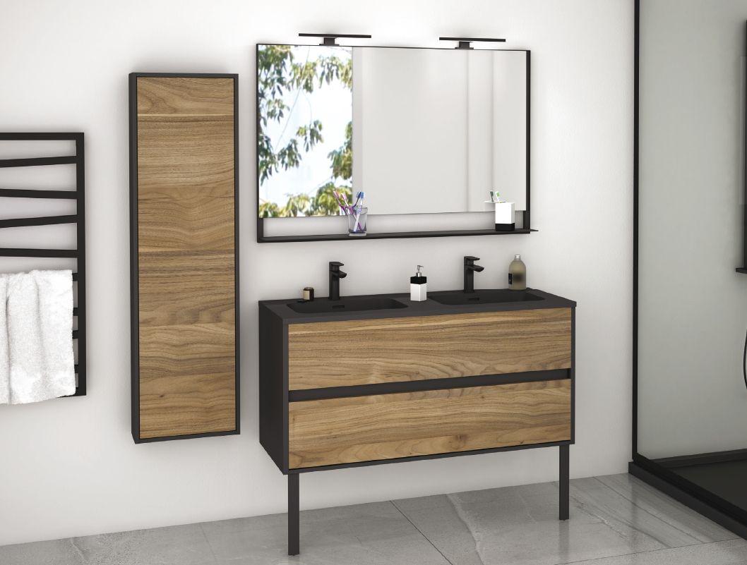 46+ Meuble de salle de bain noir mat inspirations