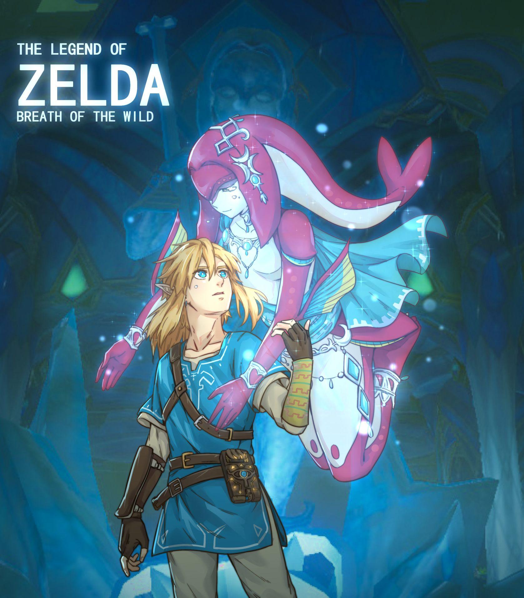 Pin By Diego A Torres On Link Vs Mipha ʃƪ Legend Of Zelda Zelda Hyrule Warriors Legend Of Zelda Breath